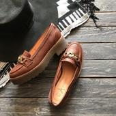 Новые туфли на платформе Atmosphere р -р 38