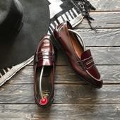 Женские туфли лоферы College Green р-р 40