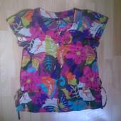 Фирменная легкая блузка L-XL