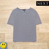Новая футболка Next petite р. S - M (10). сток