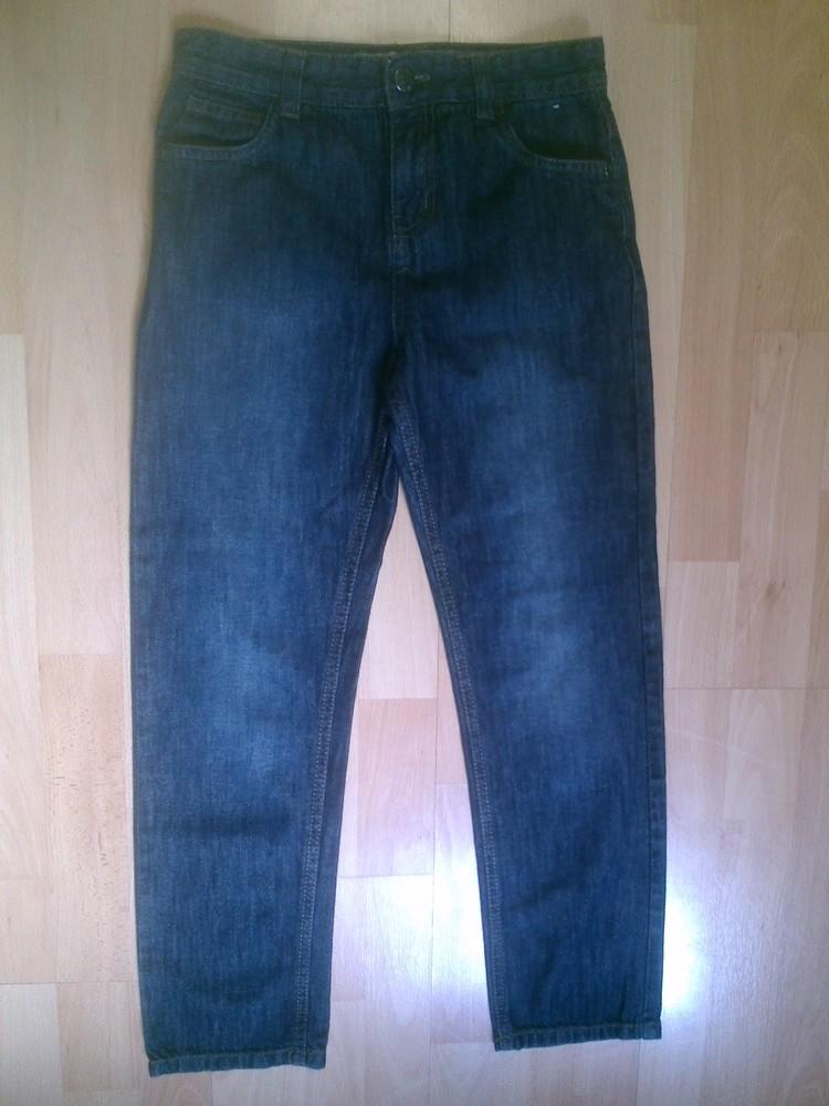 Фирменные джинсы 9-10 лет фото №1