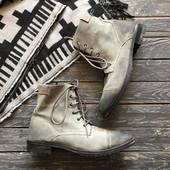 Натуральные ботинки ASOS p-p 46