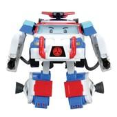Robocar Poli трансформер Поли в костюме водолаза или астронавта 10 см