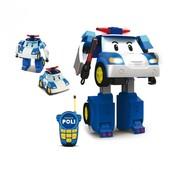 Robocar Poli Трансформер Поли с пультом управления
