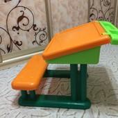 Детская пластиковая парта Paradiso (2-5 лет)
