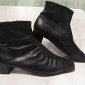 Ботинки Кожа Германия Rieker 41,5-42 размер