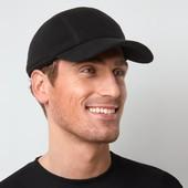Теплая флисовая мужская кепка Tcm Tchibo, Германия