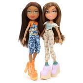 Куклы Bratz Ясмин и Саша (Братц) набор оригинал