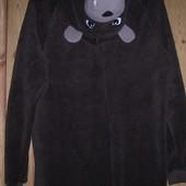 Primark (Cedarwood state)пижама-слип флисовая,мужская, размер M-L, рост до 185 см