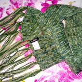 Красивый тёплый шарф Gil Bret. Новый сток из Германии.