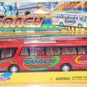 Автобус металл KS7101W