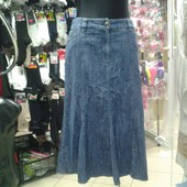 юбка джинсовая, размер 12