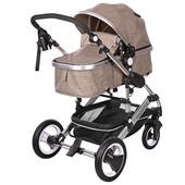 Детская коляска трансформер Bambi 535-Q3