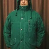 Куртка C&A 4xl-5xl со съёмным капюшоном