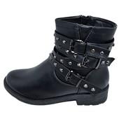 Ботинки женские Violeta Stael 515 Black