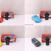 Машина р/у батар 2T-A2/B2/C2/D2 (72шт/2) 4 вида, в кор 15*8*5 см