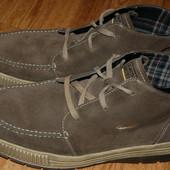 Кожаные ботинки Camel Active 44,5-45 р отличное состояние