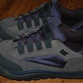 Кожаные ботинки CAT Caterpillar 45 р отличное состояние