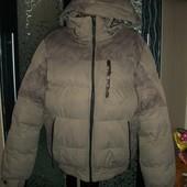 зимняя куртка пуховик 48 размер  WHS (Дабл ю-ейч-ес)