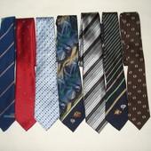 галстук мужской фирменный