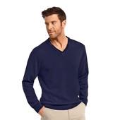 мужской свитер.100%шерсть мериноса.ТСМ.Германия.