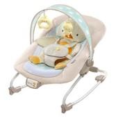 Музыкальное кресло-качалка Bright Starts Уточка 10251 (до 18 кг)