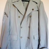 Мужская фирменная куртка тренч Ferre. Разм.52
