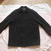 Пальто XL, Regola, сост хор, черное, осень-весна