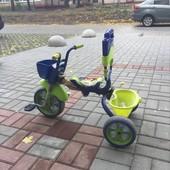 Велосипед трехколёсный б/у, только Сумы!