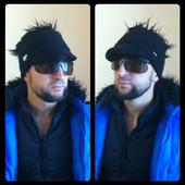 Лыжная флисовая шапка Austria