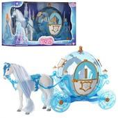 """Игровые наборы """"Карета с куклой и лошадью"""" Illusion State со светом и звуком."""