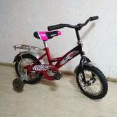 Детский двухколесный велосипед 12 дюймов