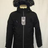 Мужская зимняя куртка на молнии, H&H. Разные цвета и модели.