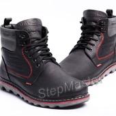 Ботинки кожаные мужские Levis Western
