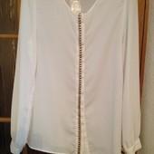 блуза красивая нарядная европейского качества