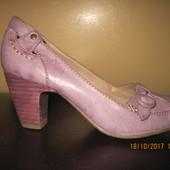Туфли S.Oliver  36 размер сирень