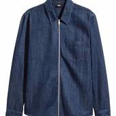 Чоловічий фірмовий  джинсовий піджак від H&M )))