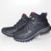 Зимние мужские ботинки Bonote dark blue