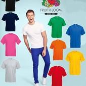 Мужская футболка приталенная.Выбор цвета.