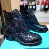Ботинки женские кожаные Crisma 1721-6