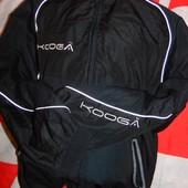 Фирменная стильная спортивная курточка мастерка олимпийка  .Kooga.хл-2хл .