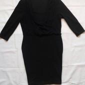 Платье Lipsy из плотного трикотажа ( M-L )