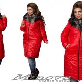 Женское пальто ( евро зима) 50-60 р 3 цвета