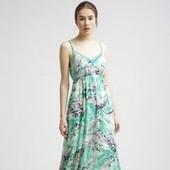 красивое новое шифоновое платье от Vila,p.XS