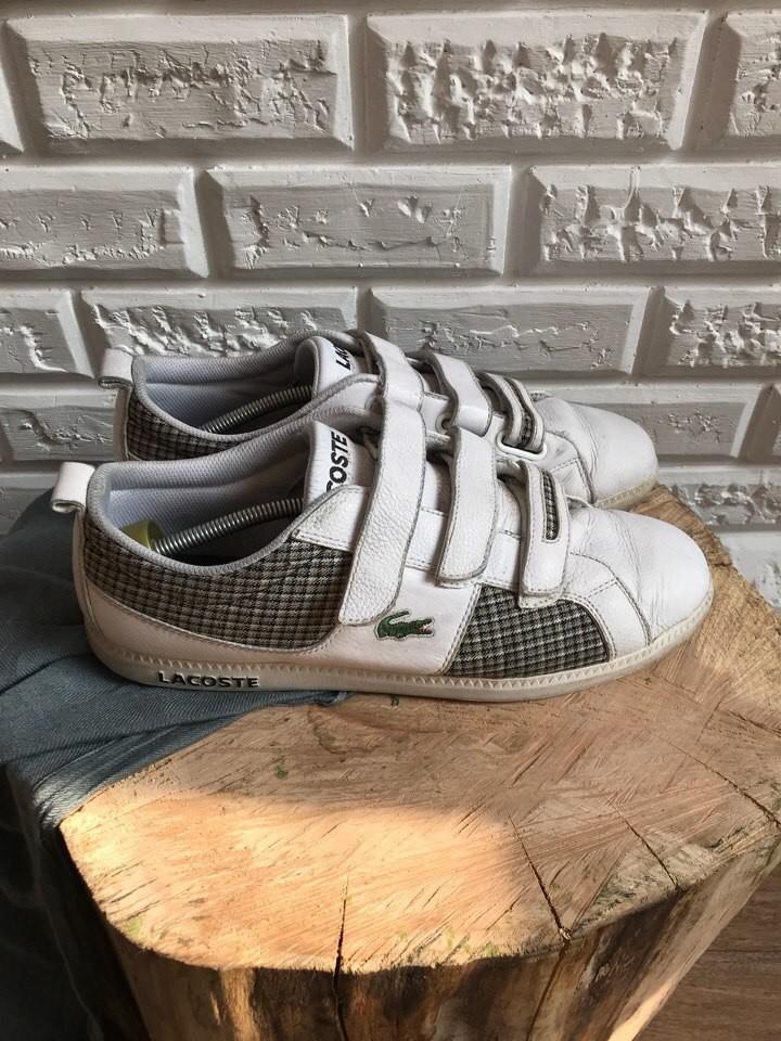 Оригинальные кроссовки Lacoste рр 46 фото №1