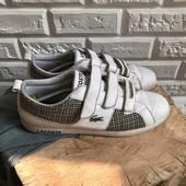 Оригинальные кроссовки Lacoste рр 46