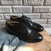 Идеальные мужские туфли оксфорды Charles Tyrwhitt рр 43-44