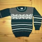 Детский свитер для мальчика рр. 92-110 Beebaby (Бибеби)