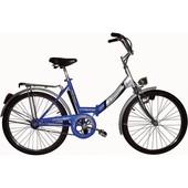 """Велосипед 24"""" Ardis Fold CK рама 17"""" 2015 (0811/24) синий/серебристый"""