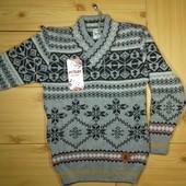 Детский свитер для мальчика рр. 128-152 Beebaby (Бибеби)